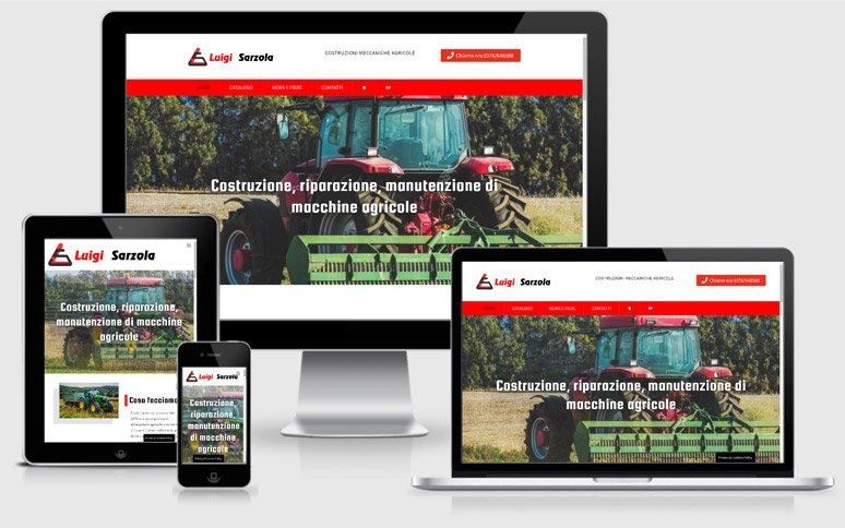 sito web sarzola mantova azienda agricola Borgo Virgilio Mantova
